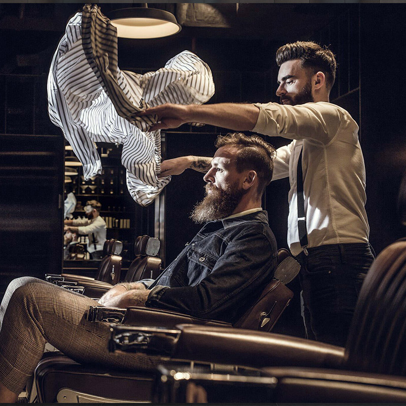How to leave the barbershop happy